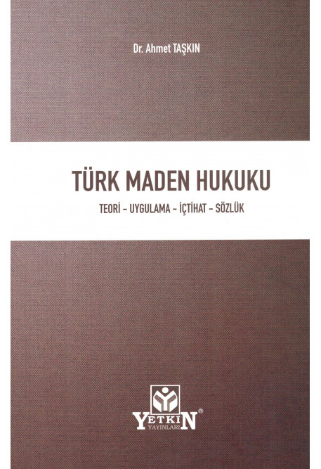 Türk Maden Hukuku