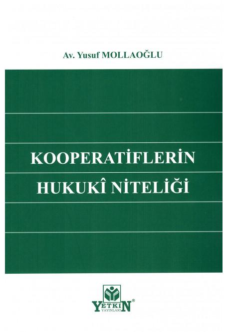 Kooperatiflerin Hukuki Niteliği