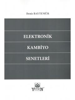 Elektronik Kambiyo Senetleri
