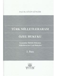 Türk Milletlerarası Özel Hukuku