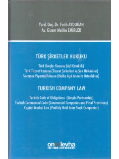 Türk Şirketler Hukuku