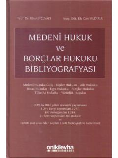 Medeni Hukuku ve Borçlar Hukuku Bibliyografyası