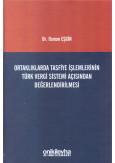Ortaklıklarda Tasfiye İşlemlerinin Türk Vergi Sistemi Açısından Değerlendirilmesi