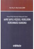 6698 Sayılı Kişisel Verilerin Korunması Kanunu