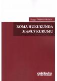 Roma Hukukunda Manus Kurumu