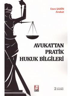 Avukattan Pratik Hukuk Bilgileri