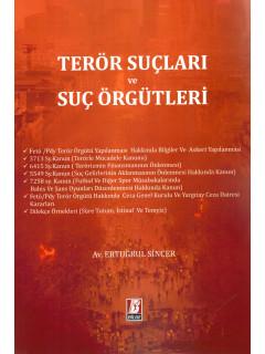 Terör Suçları ve Suç Örgütleri