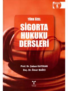 Sigorta Hukuku Dersleri
