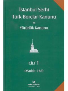 Türk Borçlar Kanunu & Yürürlük Kanunu