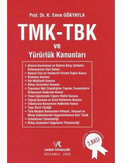 TMK - TBK ve Yürürlük Kanunları
