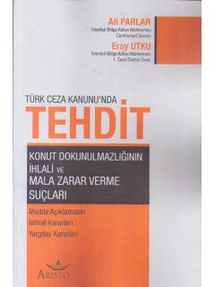 Türk Ceza Kanunu'nda Tehdit