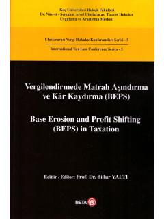 Vergilendirmede Matrah Aşındırma ve Kar Kaydırma (BEPS)