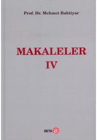 Makaleler IV
