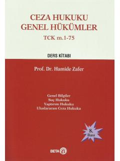 Ceza Hukuku Genel Hükümler (TCK m.1-75 Ders Kitabı)