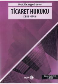 Ticaret Hukuku Ders Kitabı