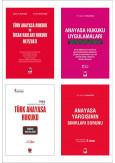 Türk Anayasa Hukuku Dersi Kampanyası I
