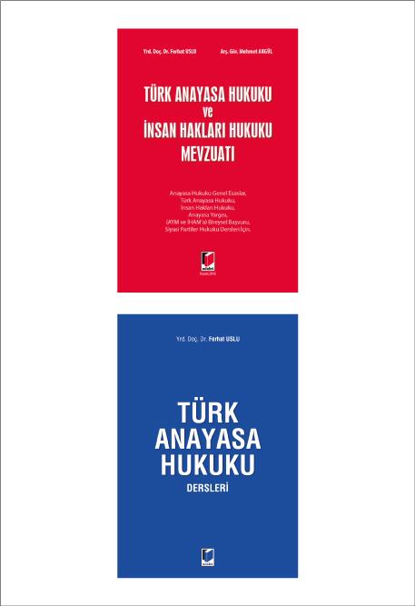 Türk Anayasa Hukuku Dersi Kampanyası II