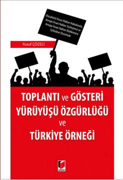Toplantı ve Gösteri Yürüyüşü Özgürlüğü ve Türkiye Örneği