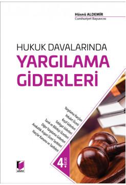 Hukuk Davalarında Yargılama Giderleri