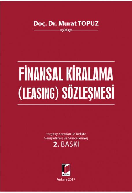 Finansal Kiralama (Leasing) Sözleşmesi