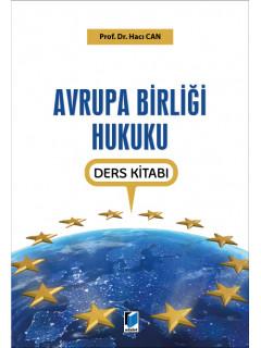 Avrupa Birliği Hukuku Ders Kitabı