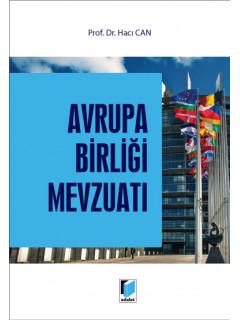 Avrupa Birliği Mevzuatı