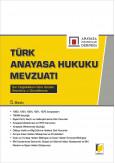 Türk Anayasa Hukuku Mevzuatı