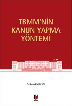 TBMM'nin Kanun Yapma Yöntemi