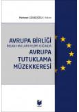 Avrupa Tutuklama Müzekkeresi