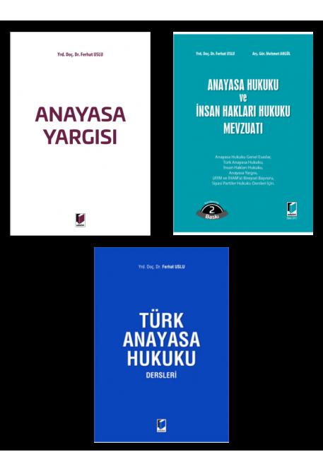 Türk Anayasa Hukuku Kampanyası I