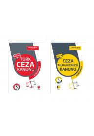 Pratik Türk Ceza Kanunu ve Pratik Ceza Muhakemesi Kanunu (2 Kitap Kampanya)