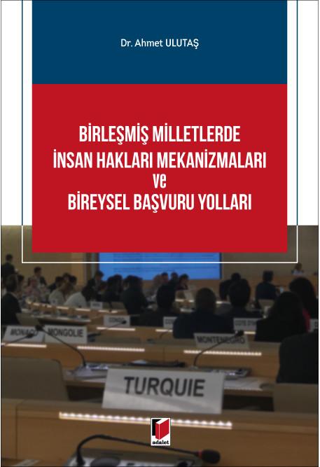Birleşmiş Milletlerde İnsan Hakları Mekanizmaları ve Bireysel Başvuru Yolları
