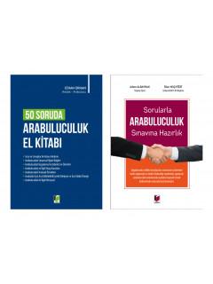 50 Soruda Arabuluculuk El Kitabı ve Sorularla Arabuluculuk Sınavına Hazırlık (2 Kitap Kampanya)