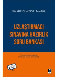 Uzlaştırmacı Sınavına Hazırlık Soru Bankası