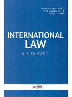 International Law a Summary
