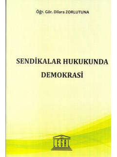 Sendikalar Hukukunda Demokrasi