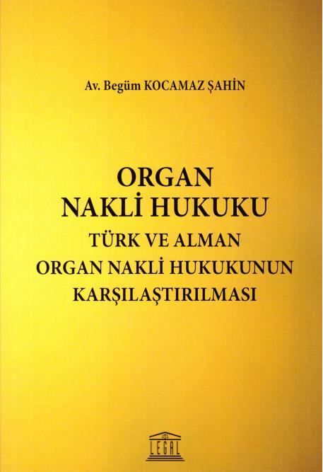 Organ Nakli Hukuku