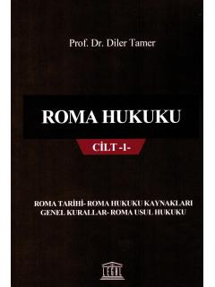 Roma Hukuku Cilt -1-
