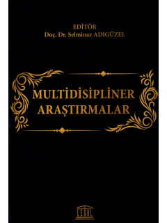 Multidisipliner Araştırmalar