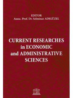 Current Researches in Economic and Administrative Sciences