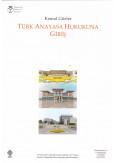 Türk Anayasa Hukukuna Giriş