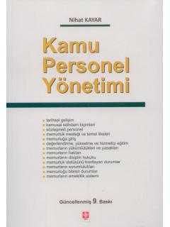 Kamu Personel Yönetimi
