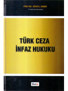 Türk Ceza İnfaz Hukuku