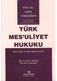 Türk Mesuliyet Hukuku