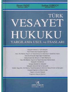 Türk Vesayet Hukuku