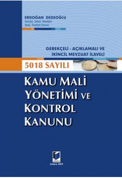 Kamu Mali Yönetimi ve Kontrol Kanunu