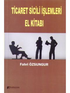 Ticaret Sicili İşlemleri El Kitabı