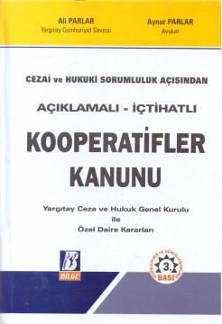 Kooperatifler Kanunu