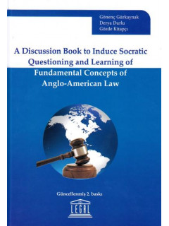 Fundamental Concepts of Anglo-American Law