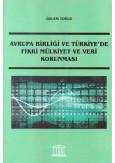 Avrupa Birliği ve Türkiyede Fikri Mülkiyet ve Veri Korunması